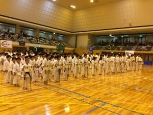 IMG_2112開会式・選手整列